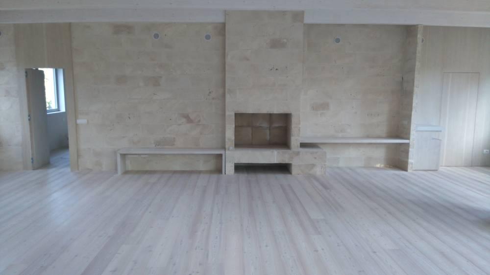 Pavimenti interni parquet